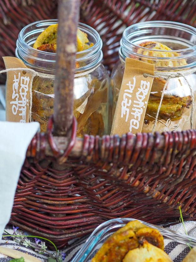 Sommer Rezepte fürs Freibad_Kartoffelteigschnecken