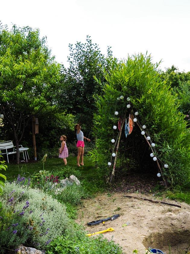 "Familiengarten für ""Faule""_Kinderbereich"