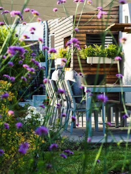 Familiengarten für Faule