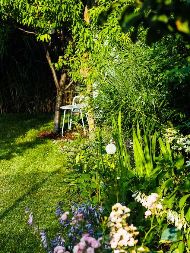 "Familiengarten für ""Faule""_Sitzecke"