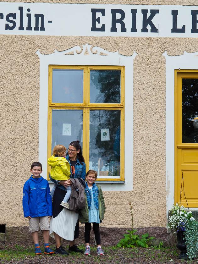 Südschweden mit Kindern