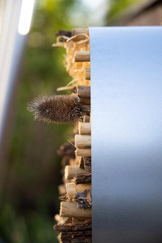 DIY Insektenhotel bauen