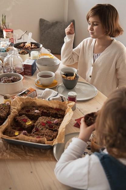 Frühstücksgerichte für Kinder