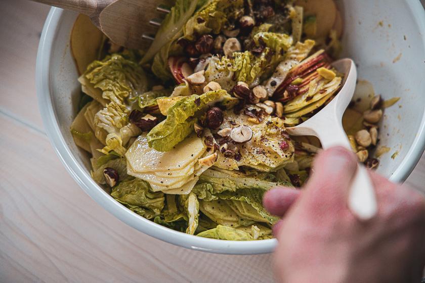 Intervallfasten Salat