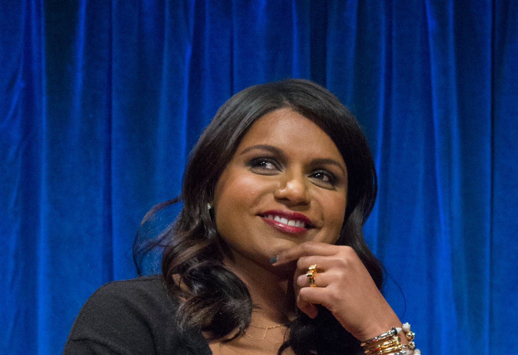 Mindy Kaling: An inspiring, fashionable woman