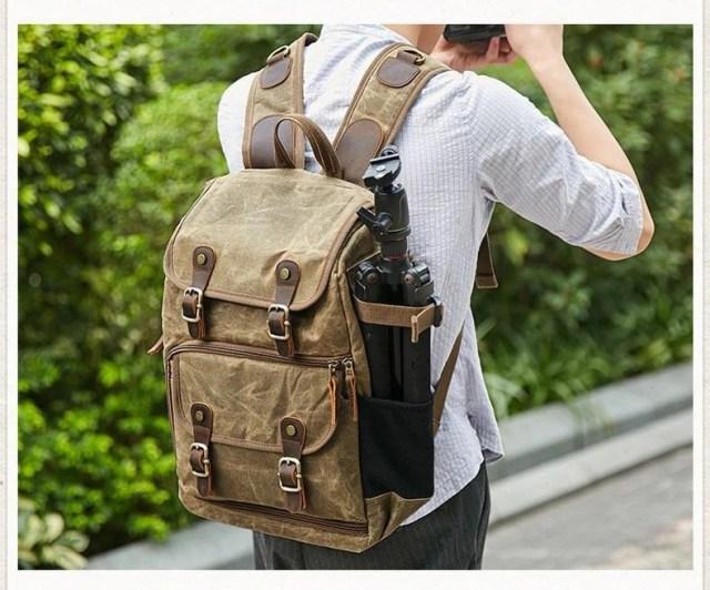 Рюкзак для фототехники MRK AC-280 Хаки
