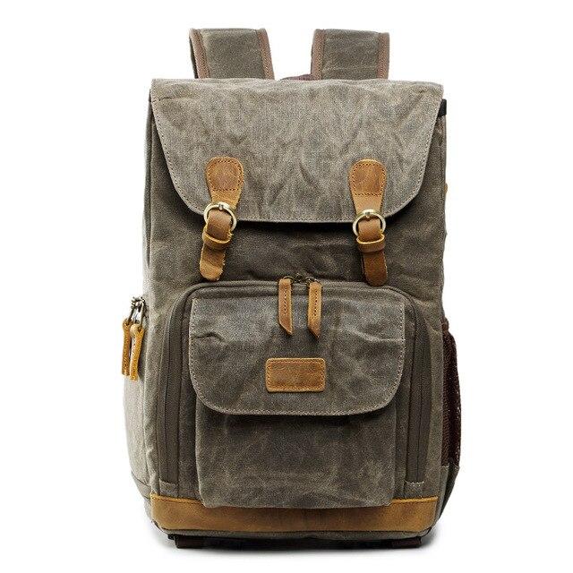 Рюкзак для фототехники MRK AC-279 Зеленый