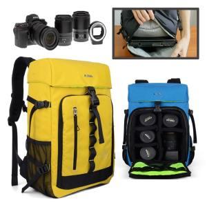 Рюкзак для фототехники Sinpaid SY-10 Желтый