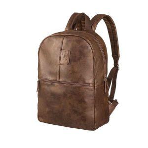 Городской рюкзак TOPWOLF из эко-кожи
