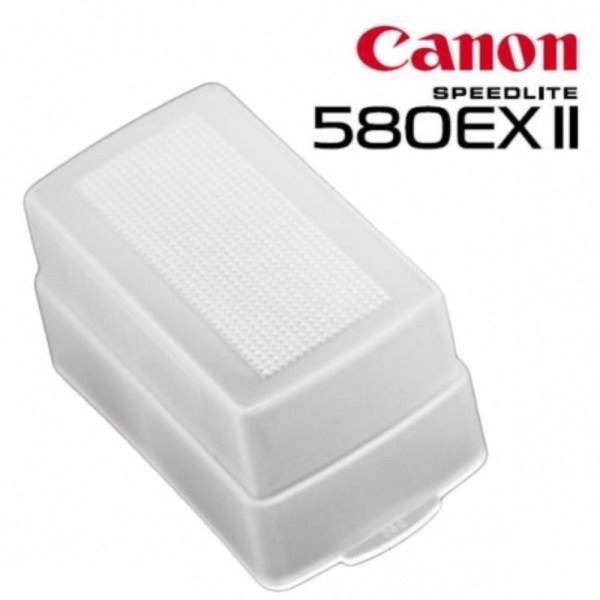 Рассеиватель, насадка на вспышку Canon 580 ex II  или аналогичный