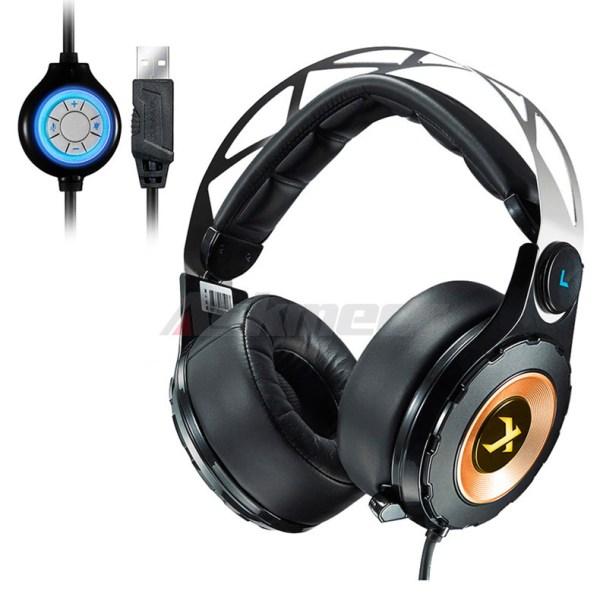 Компьютерные игровые наушники  XIBERIA T18 USB 7.1  Surround Sound ОРИГИНАЛ