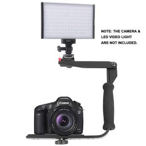 Кронштейн держатель света или вспышки Аксессуары для фотосъемки Разъём