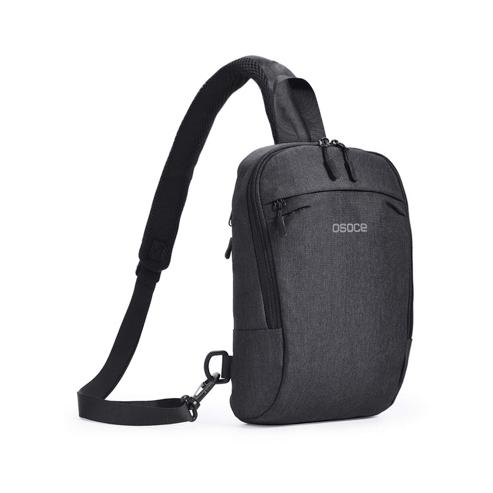 Слинг сумка через плечо Osoce B19 Черный