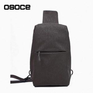 Слинг нагрудная сумка Osoce B18 Черная