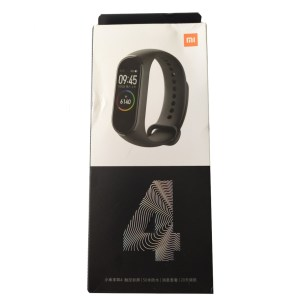 Фитнес-трекер Xiaomi Mi Smart Band 4 (Black) Global