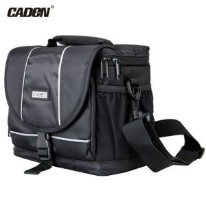 Сумка для фототехники Caden D2 Черный
