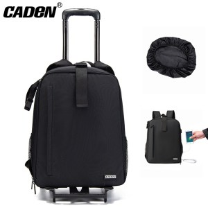 Фоторюкзак на колесах Caden D6-5