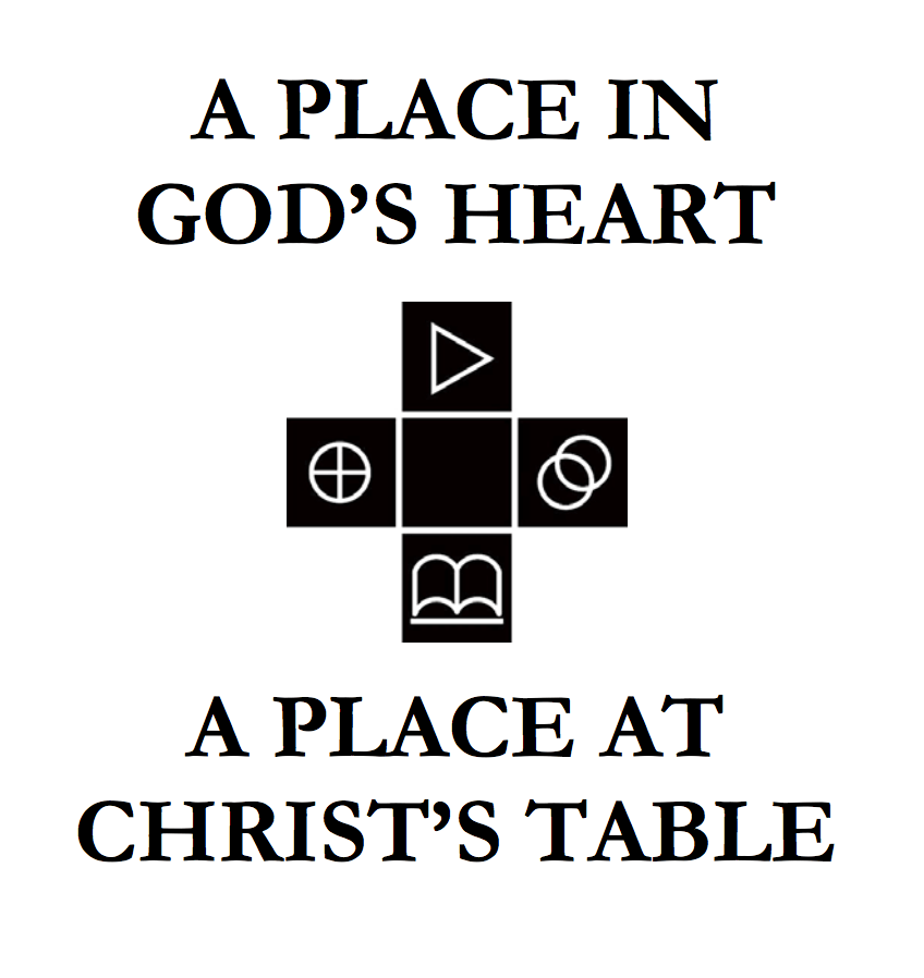 A Place in God's Heart, A Place at Christ's Table