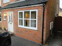 Single Garage Conversion into TV and Games Room - More ...