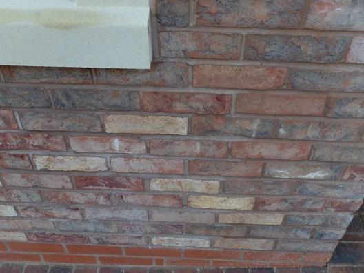 Kirkham Garage Conversion Brick Work