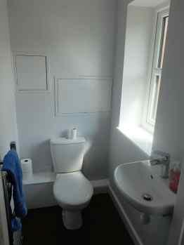 Chorley Garage Conversion WC