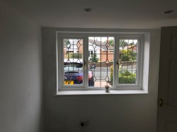 Garage Conversion UPVC Windows