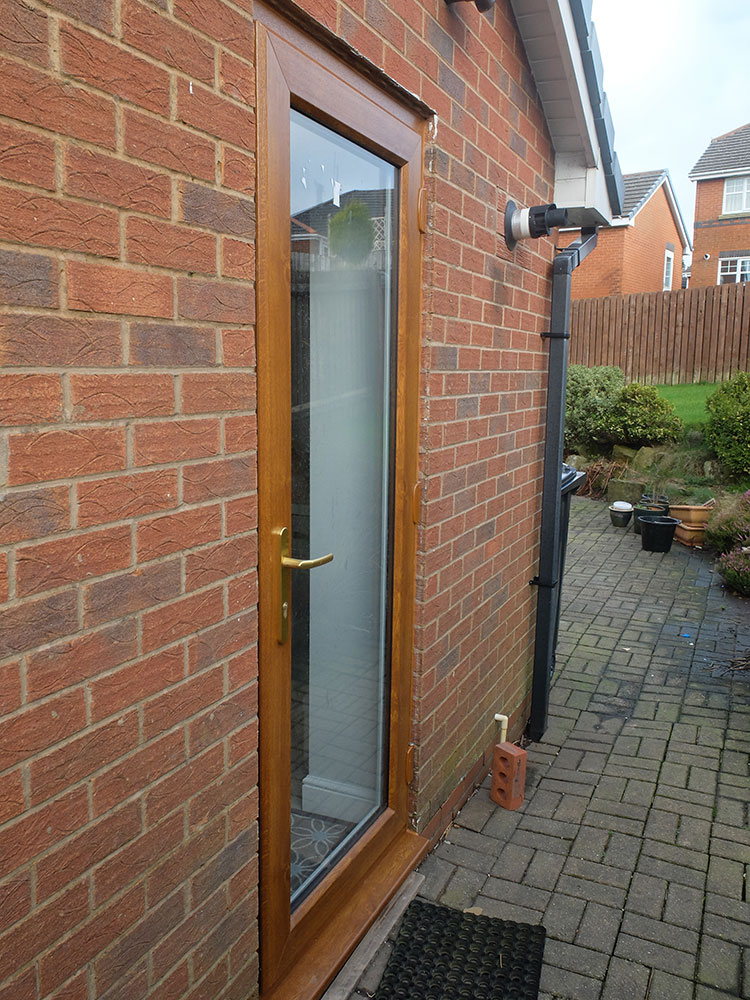 Darwen Self Contained Flat Exterior Doors