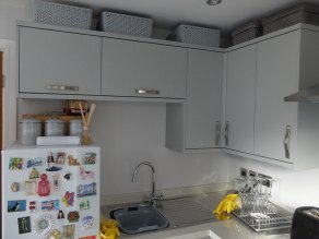 Darwen Self Contained Flat Kitchen Units