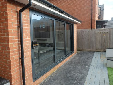 Double Garage Conversion Cottam