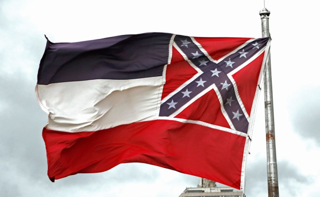 Mississippi Pols Vote To Remove Confederate Symbol From