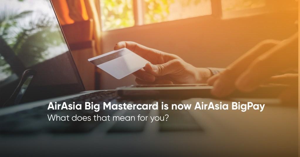 AirAsia Big Prepaid Card Now AirAsia BigPay