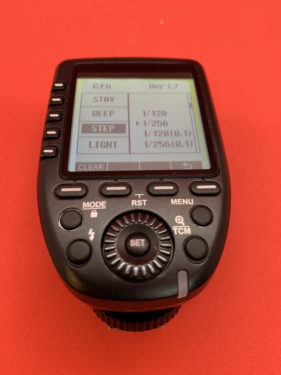 Godox AD200proで1/256発光を使う方法!