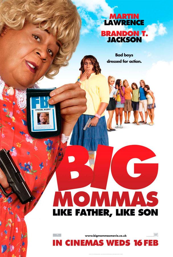 Big Mommas: Like Father. Like Son | More Movie Details