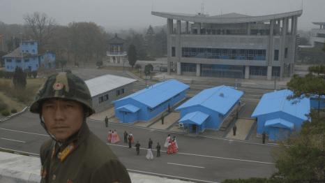 TPG_soldier DMZ blue buildings