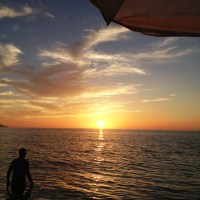 Colori al tramonto