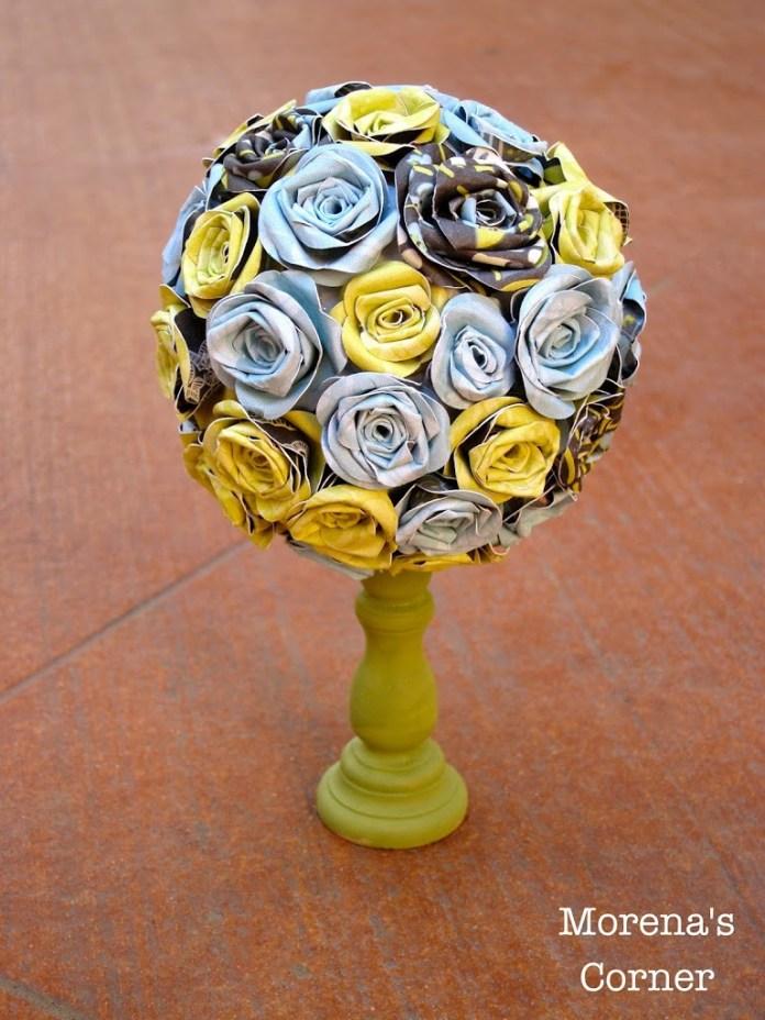 handmade-flower-topiary