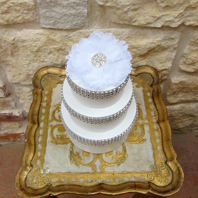 Wedding Cakes Orange County: Wedding Cake Favor Boxes