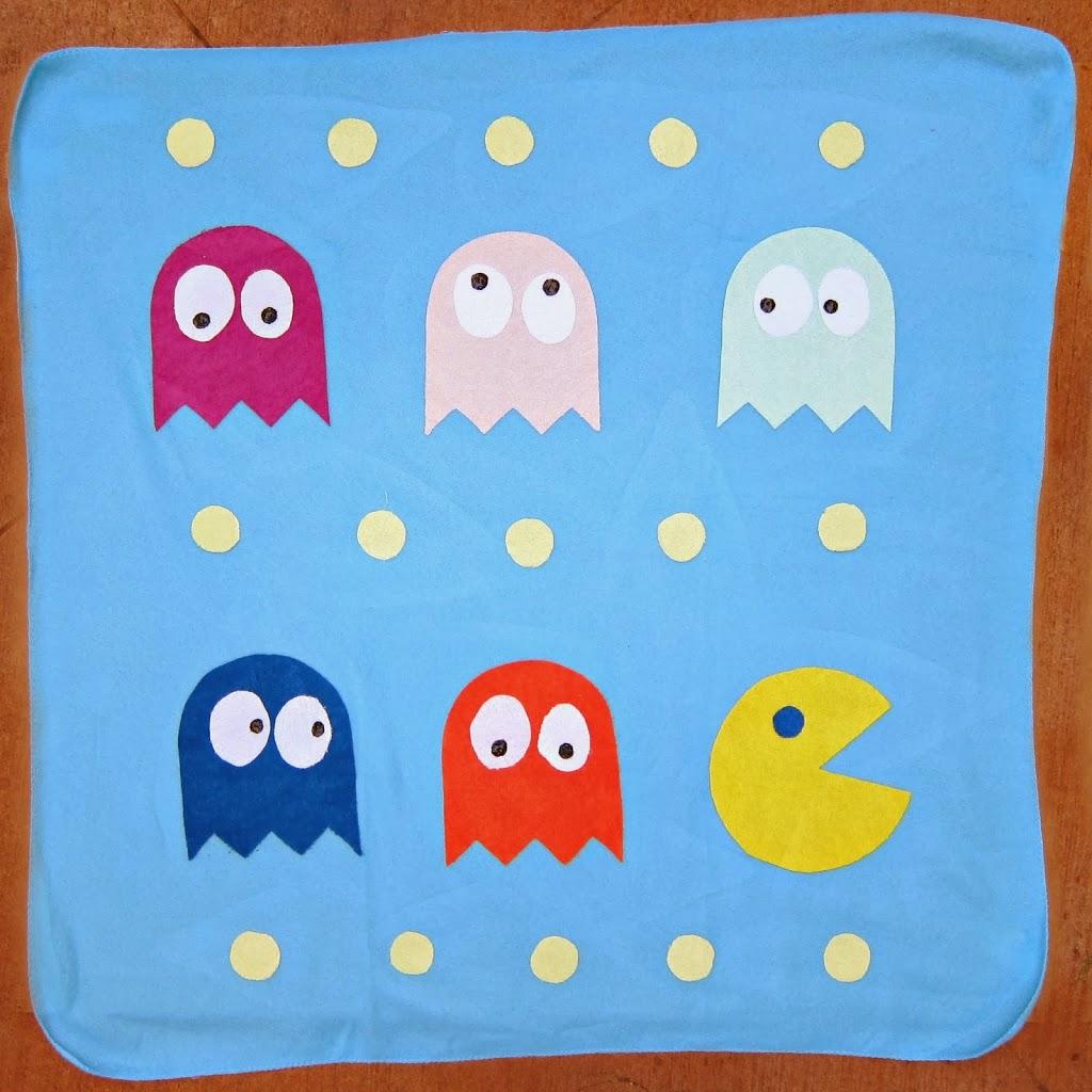 how to make a pacman blanket morena u0027s corner