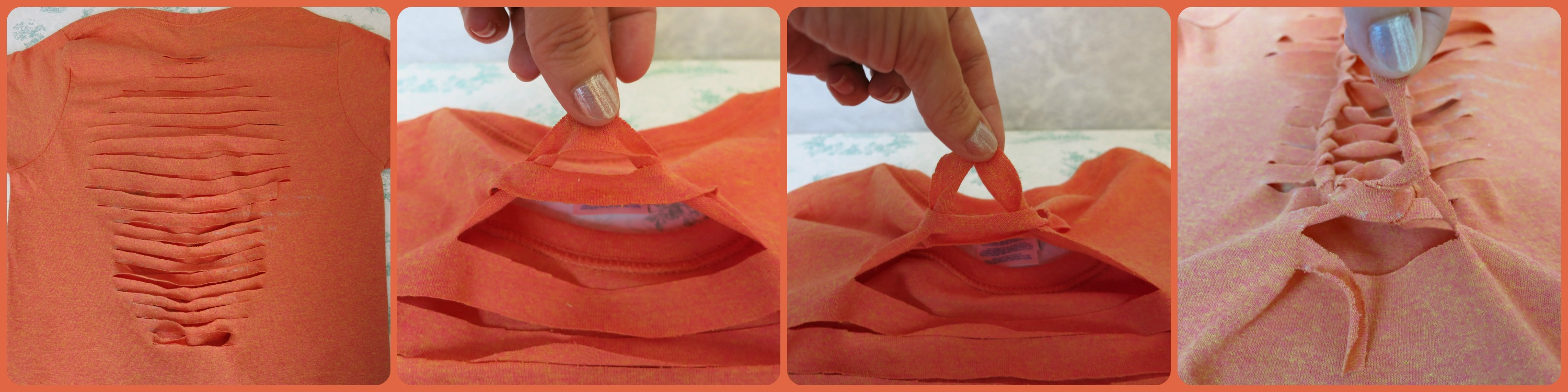 T Shirt Cutting Tutorial