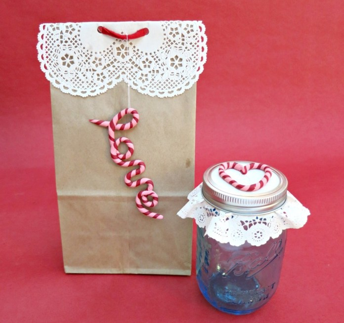 Make your own sweet valentine gift tags in any color!  Easy to personalize.