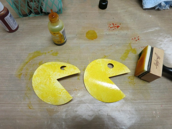 Pac Man Car Decals DIY