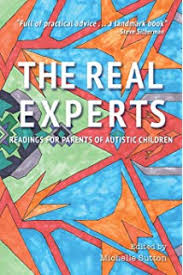 "Image is a picture of the cover of the book ""Real Experts."""
