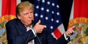 Donald J. Trump Campaigns In Miami