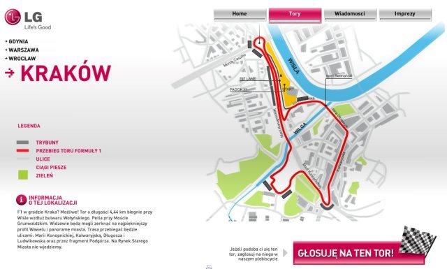 LG tor Kraków