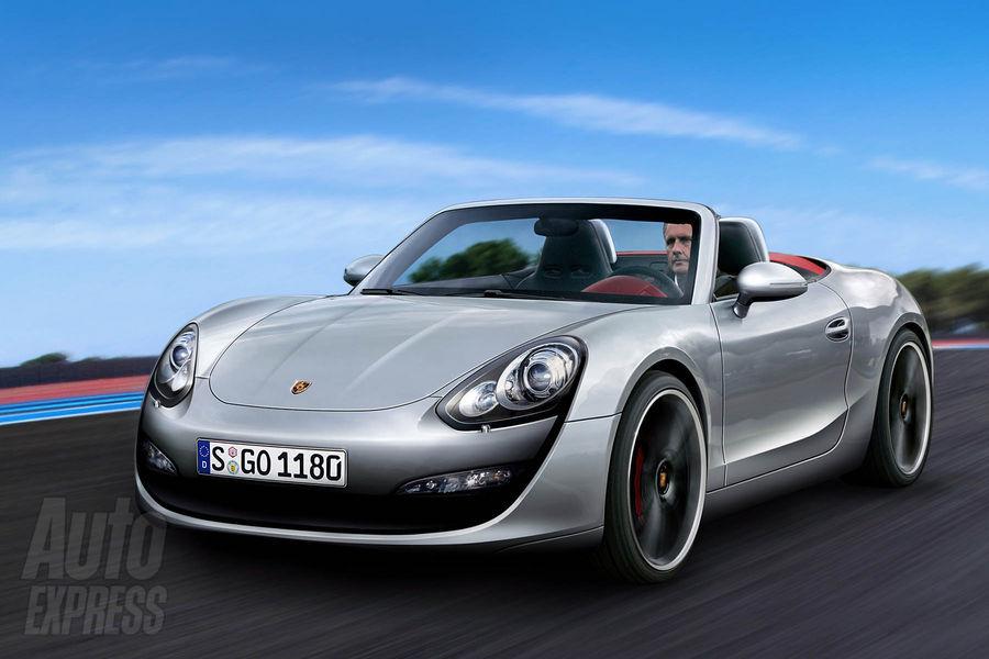 Porsche Spyder1