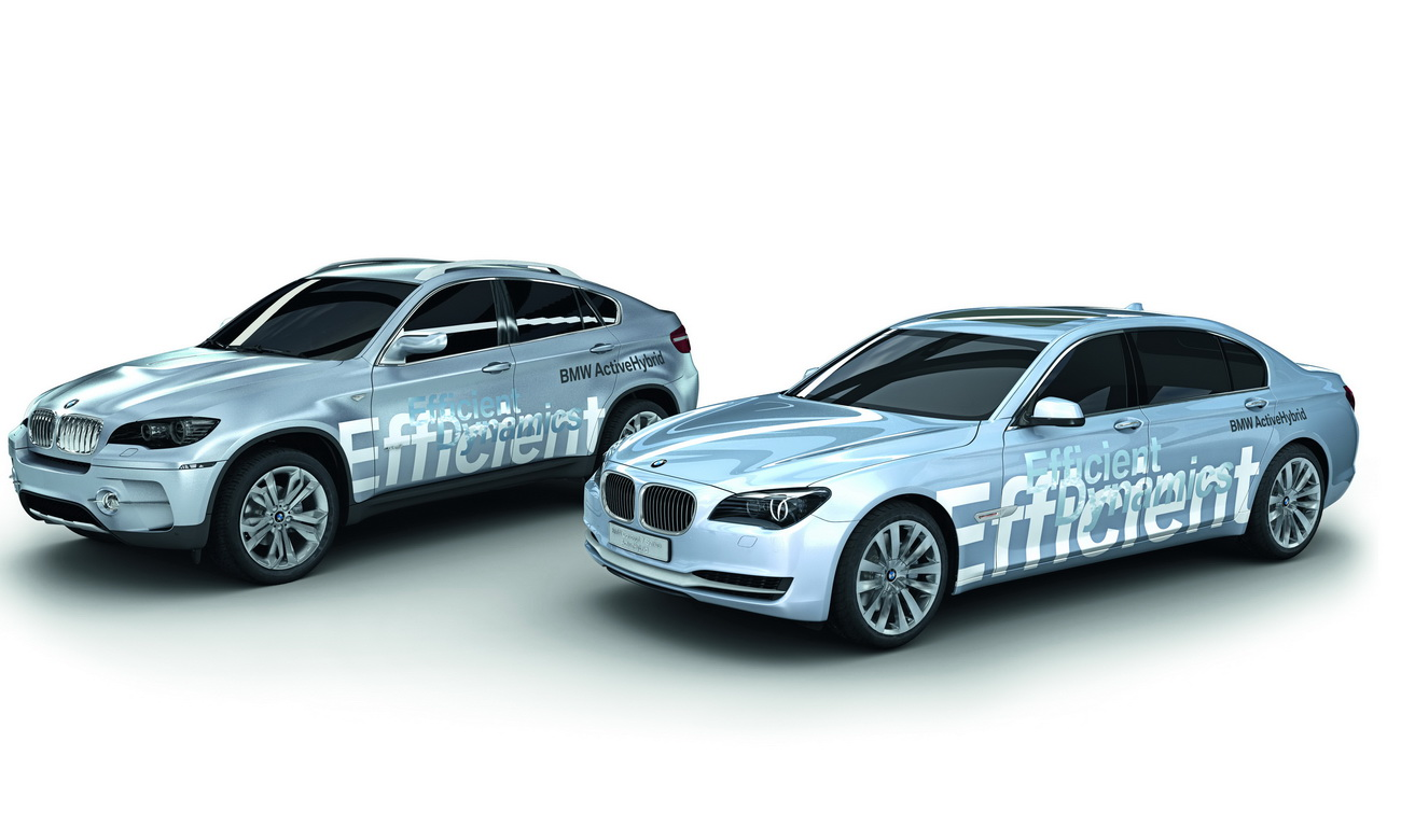 BMW-active hybrids