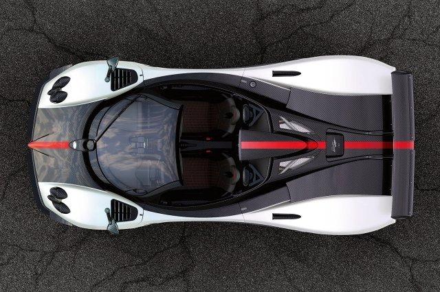 Pagani Zonda Cinque Roadster 3