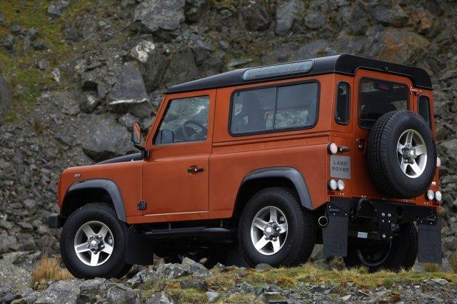 Land Rover Defender FIre