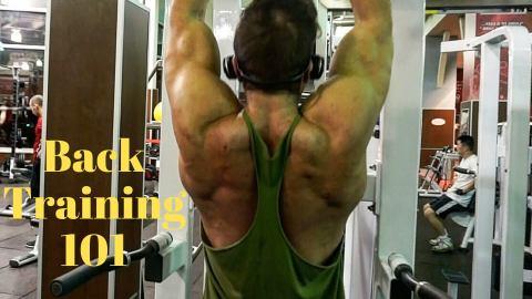 back-training101