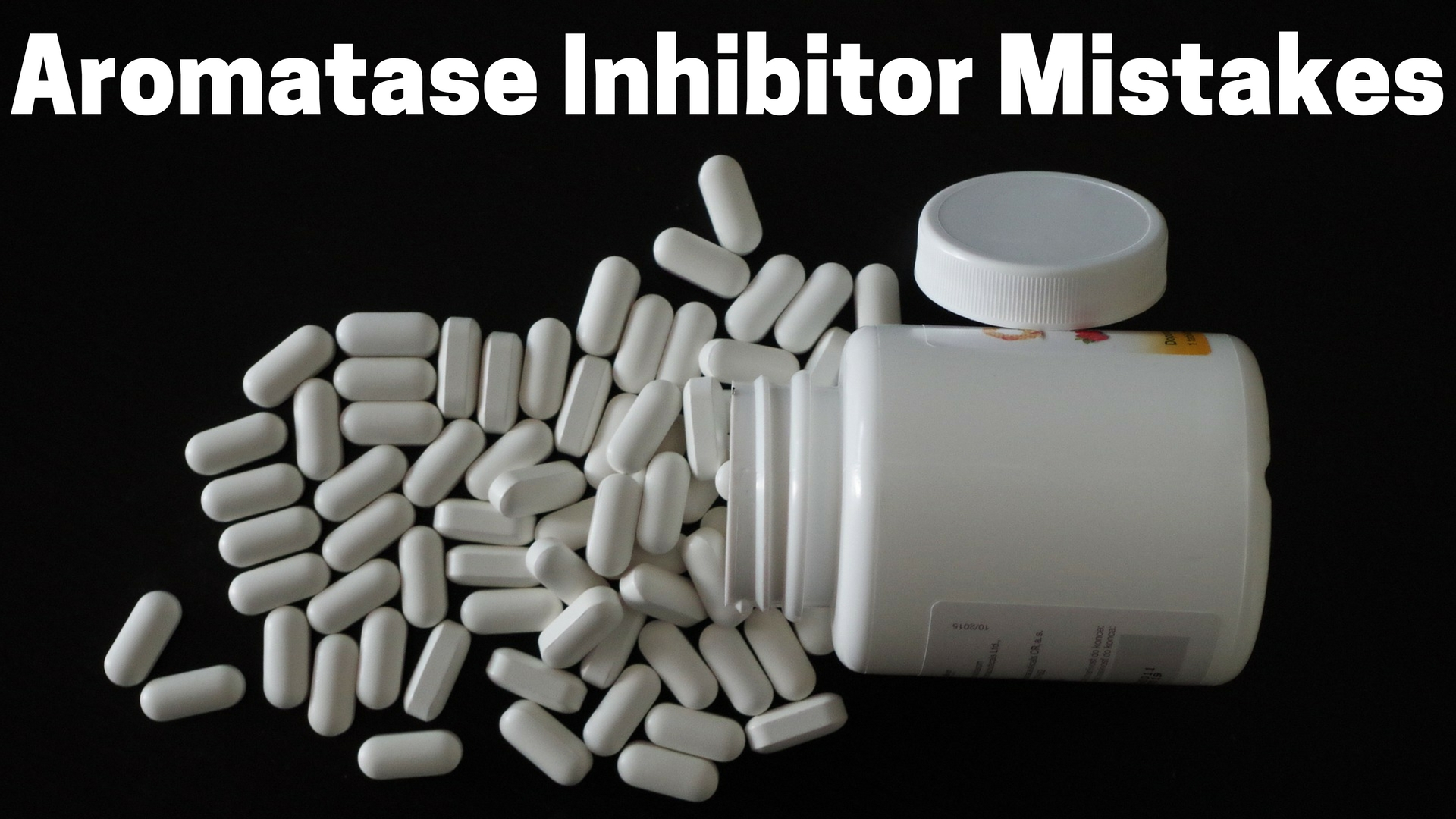 Aromatase Inhibitor (AI) With Steroids - Do NOT Use Until You Read This